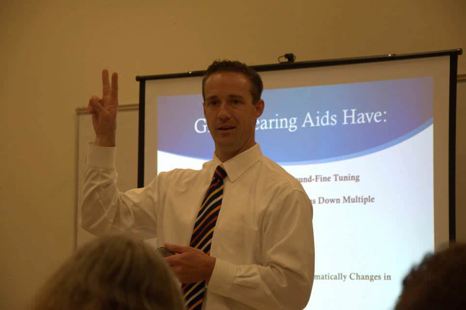 My Hearing Centers Eat School Hearing Seminars