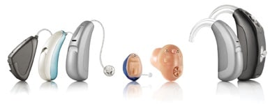 Unitron Product Family from My Hearing Centers