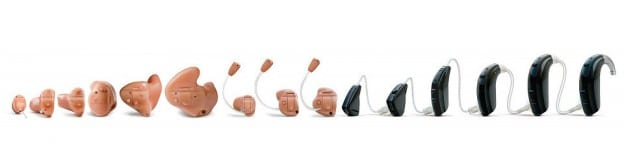 ReSound Hearing Aids Styles and Features