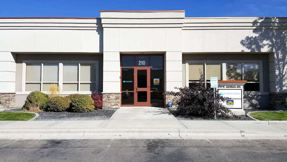 nampa hearing aid office