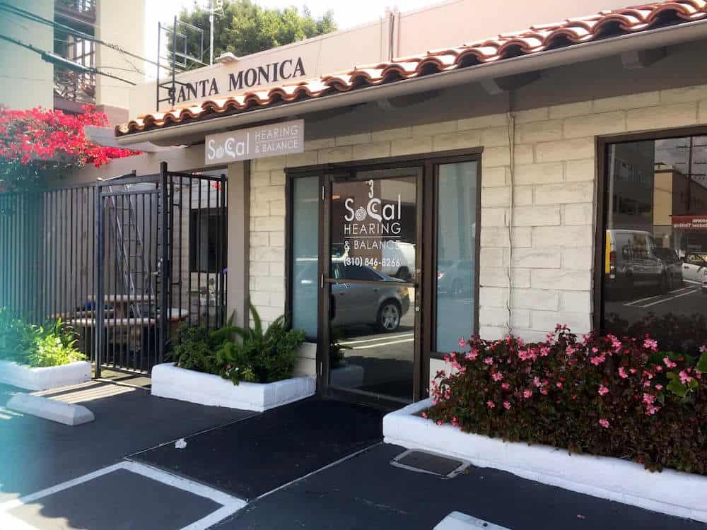 my hearing centers office in santa monica, ca