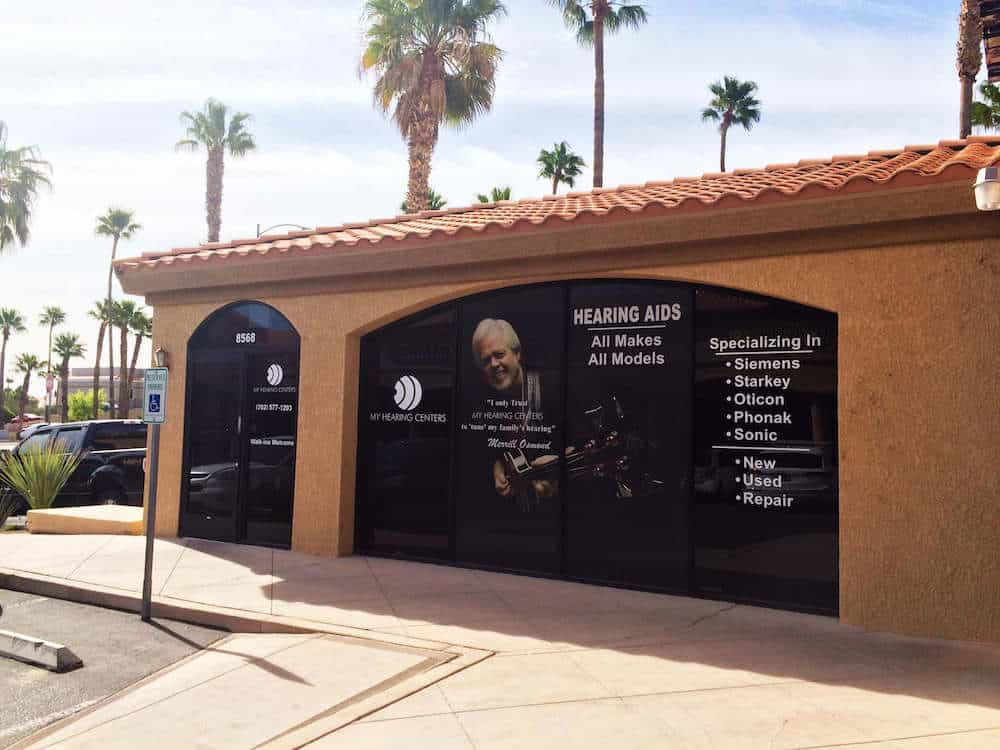 summerlin hearing aid office