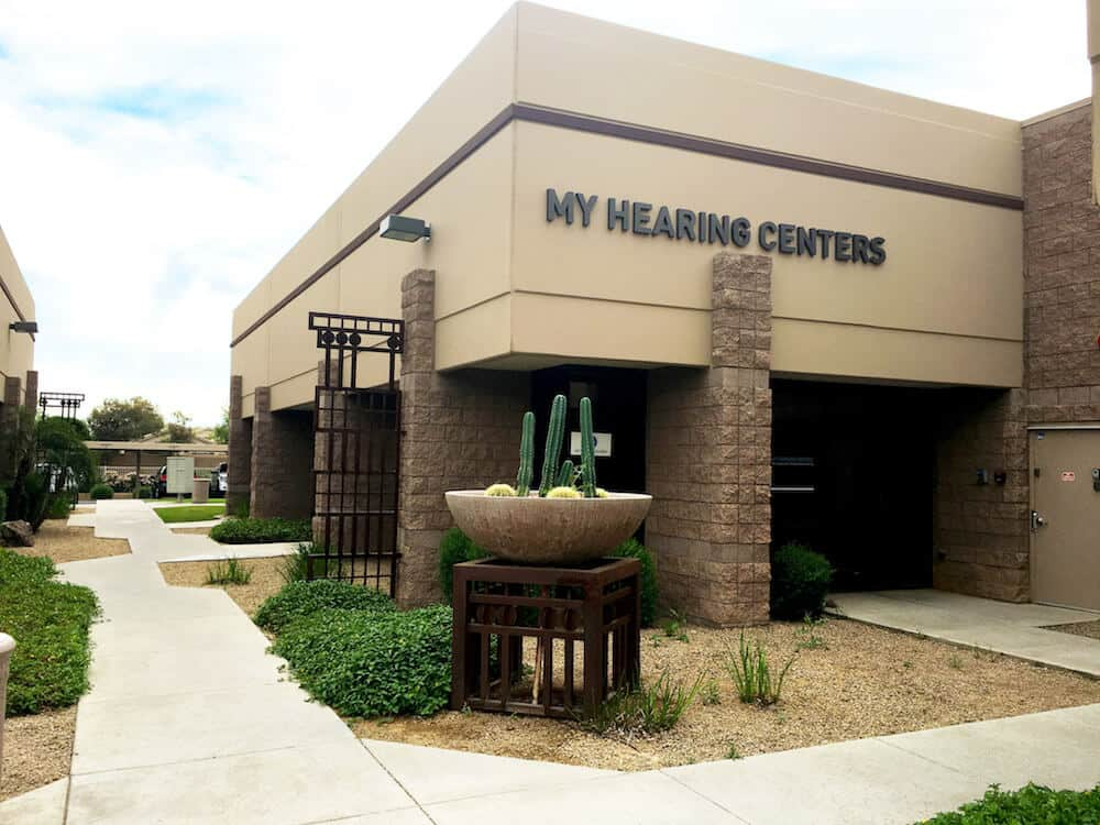 glendale hearing aids office