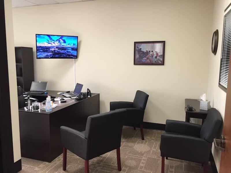 Eugene Patient Room