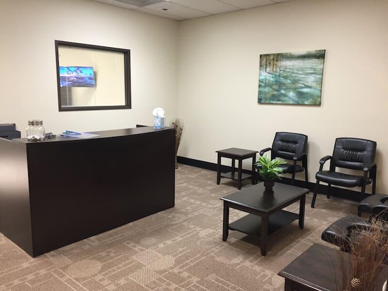 Eugene Waiting Room