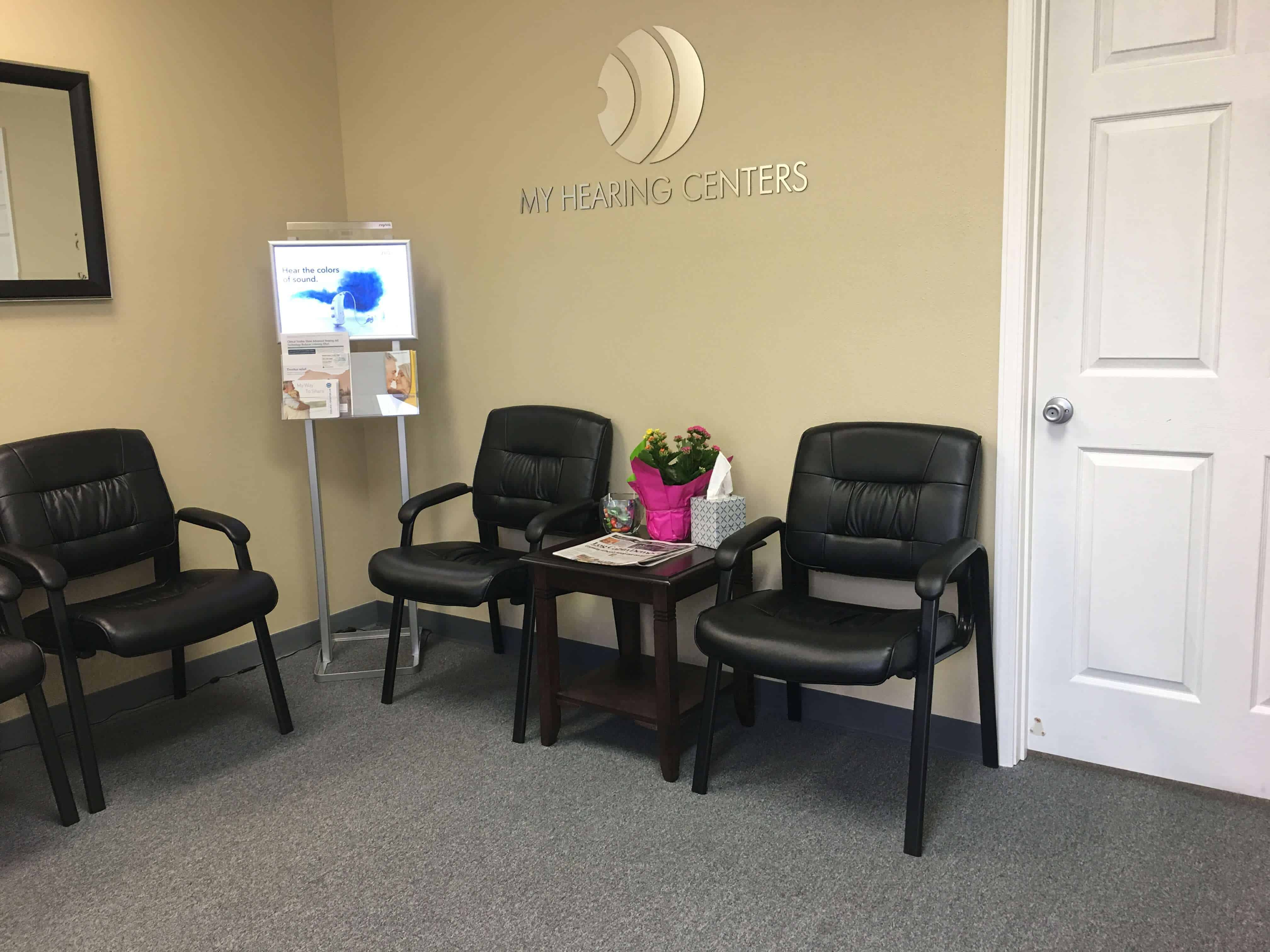 my hearing center conway