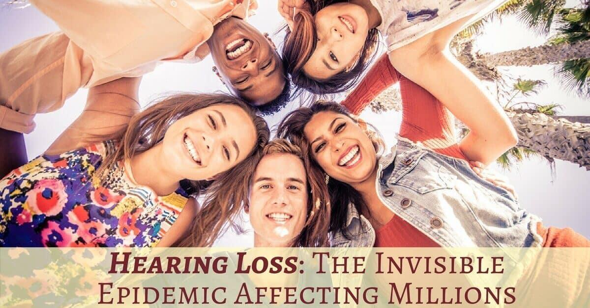 my hearing centers- hearing loss epidemic