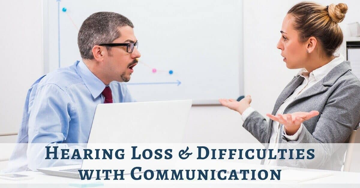 hearing impairment and specific communication needs These individuals differ from deaf individuals in that they use their hearing to assist in communication a hearing impairment can specific hearing.