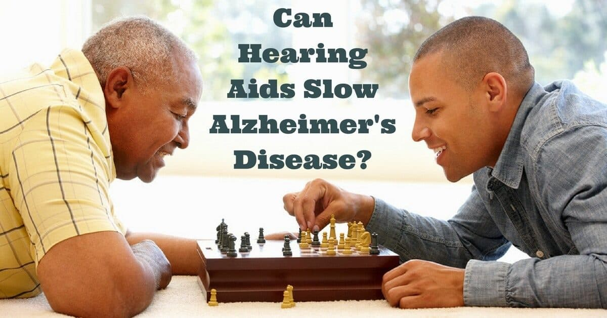 My Hearing Centers - Can Hearing Aids Slow Alzheimer's Disease