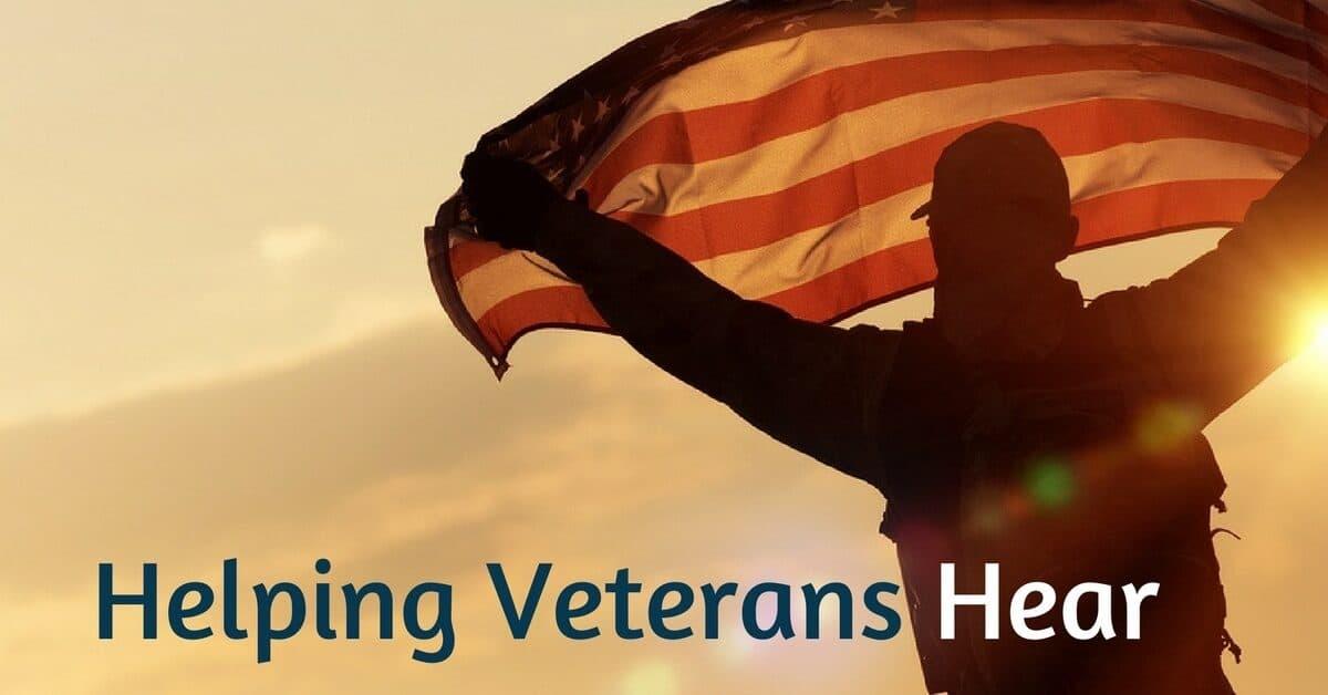 Helping Veterans Hear