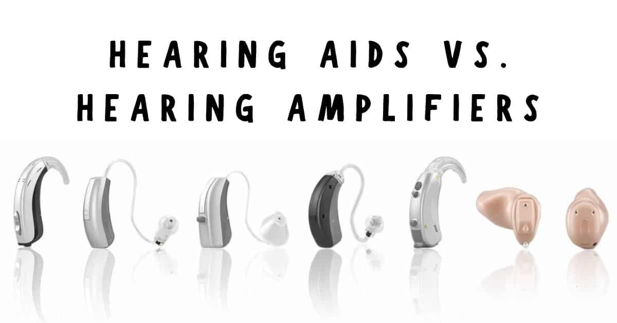 hearign aids and amplifiers