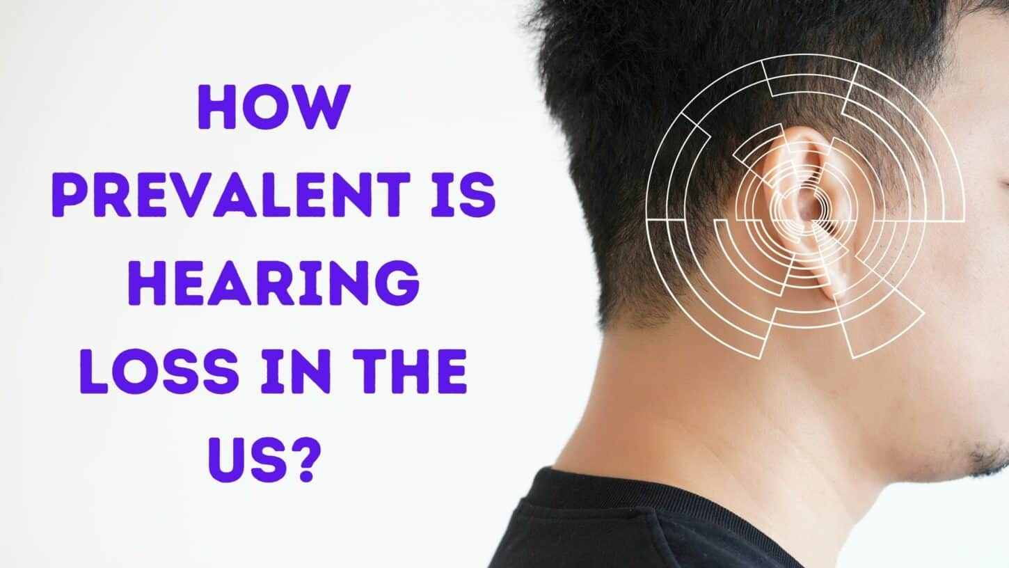 How Prevalent is Hearing Loss in the US